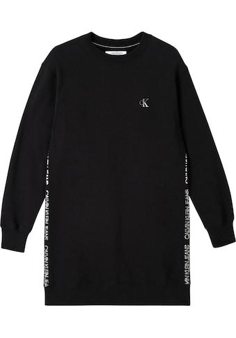 Calvin Klein Jeans Sweatkleid »OUTLINE LOGO DRESS« kaufen