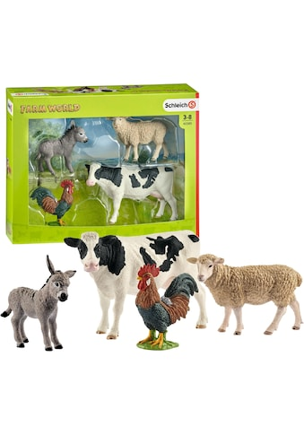 Schleich® Spielfigur »Farm World, Starter Set (42385)«, (Set) kaufen