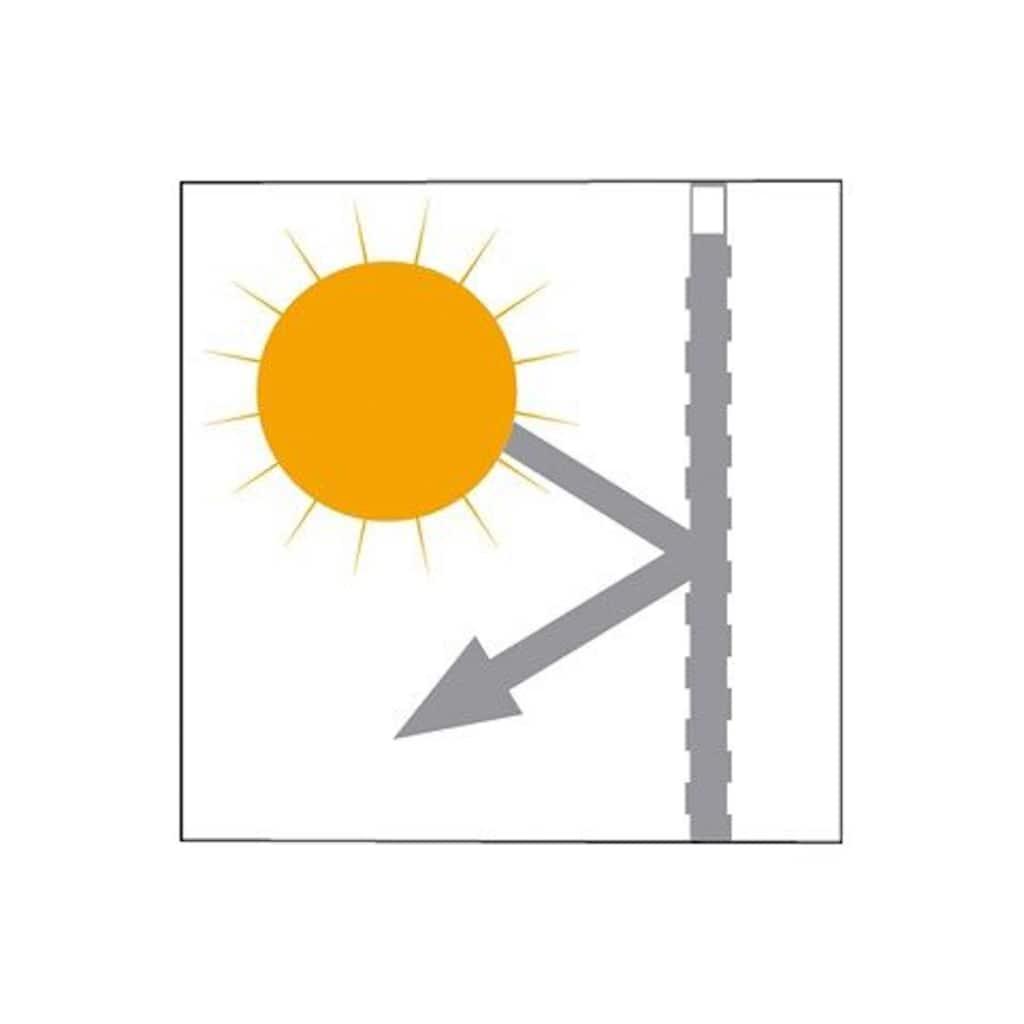 sunlines Springrollo »Uni«, verdunkelnd, energiesparend, mit Bohren, 1 Stück