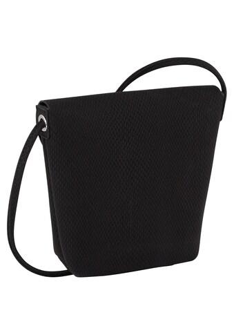 TOM TAILOR Denim Mini Bag »IDA SNAKE«, mit Quastenvezierung kaufen