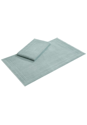 Badematte »Kimi«, andas, Höhe 6 mm, beidseitig nutzbar, 2er Set kaufen