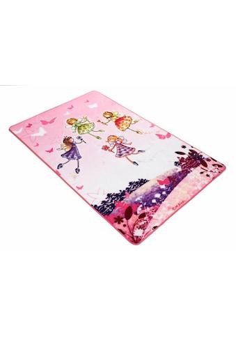 Kinderteppich, »Lovely Kids LK - 3«, Böing Carpet, rechteckig, Höhe 2 mm, gedruckt kaufen