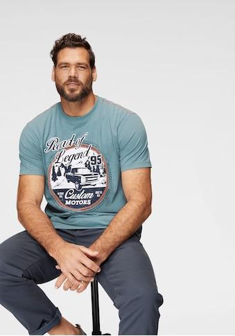 Man's World T-Shirt, mit Motivprint kaufen