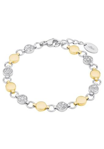 s.Oliver Armband »Hauptkollektion, 2026172«, mit Kristallen kaufen