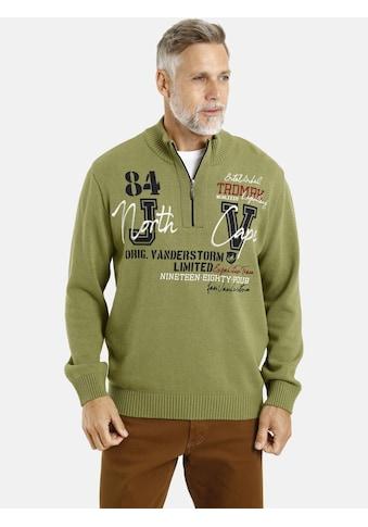 Jan Vanderstorm Troyer »HEIKKI«, mit hohem Baumwollanteil kaufen