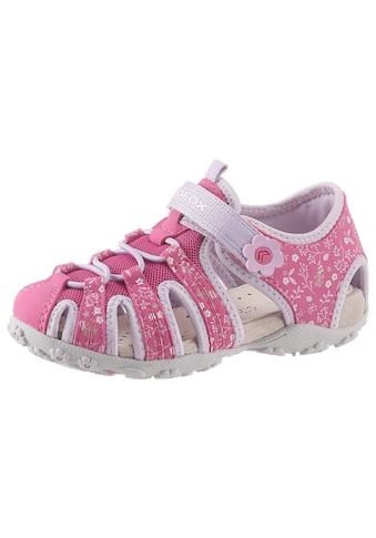 Geox Kids Sandale »Sandal Roxanne«, mit softer Lederinnensohle kaufen
