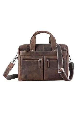 GreenLand Nature Messenger Bag »Stone« kaufen