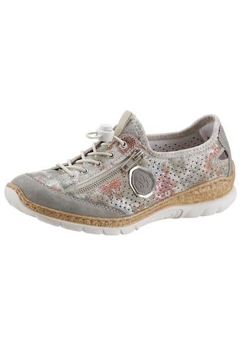 Rieker Slip-On Sneaker, mit Aussenreissverschluss kaufen