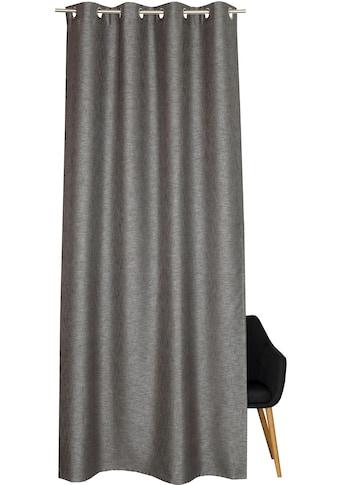 Vorhang, »SW - Blackout«, SCHÖNER WOHNEN - Kollektion, Ösen 1 Stück kaufen