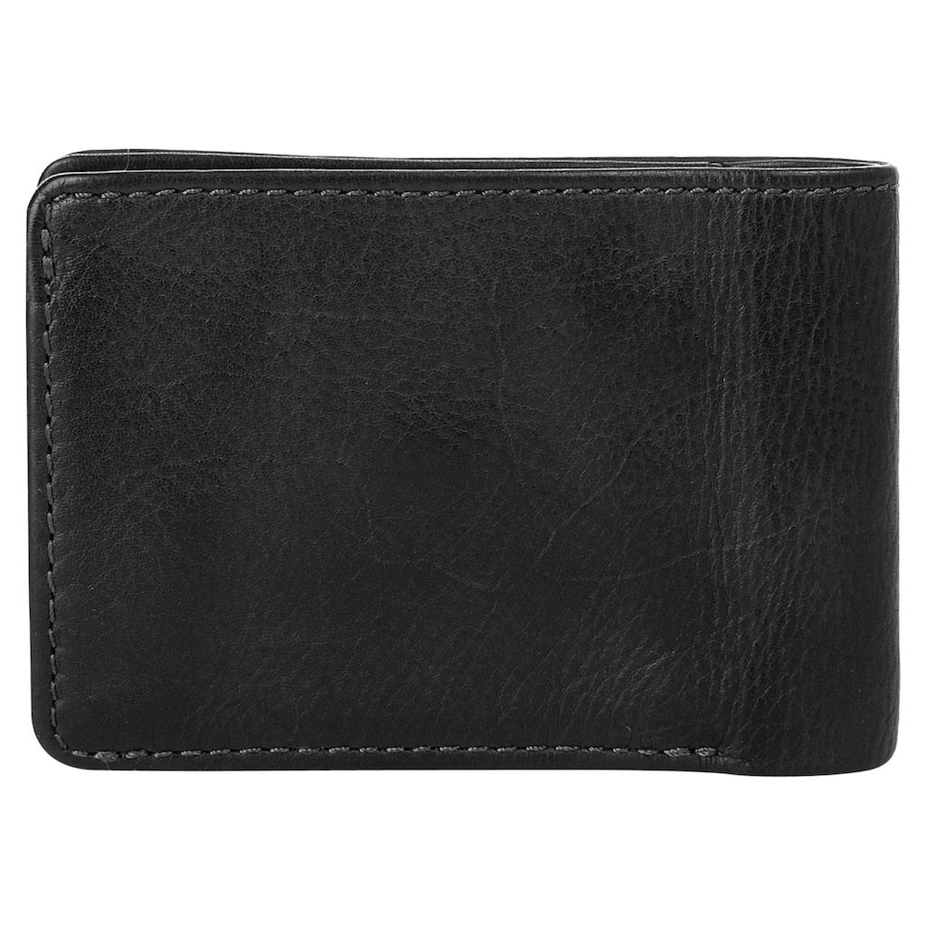 Harold's Geldbörse »SUBMARINE«, Kreditkartenfächer