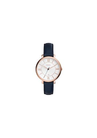 Fossil Quarzuhr »Armbanduhr Fall Jacqueline ES3843« kaufen