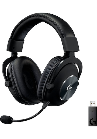 Logitech G Kopfhörer »PRO X Wireless LIGHTSPEED«, Rauschunterdrückung kaufen