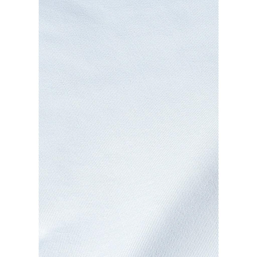 Clipper Schlüpfer, aus Feinripp mit Eingriff