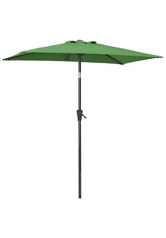 KMP Sonnenschirm, abknickbar, ohne Schirmständer kaufen