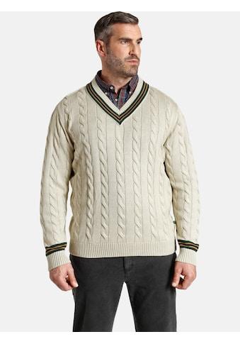 Charles Colby V - Ausschnitt - Pullover »DUKE RONALD« kaufen