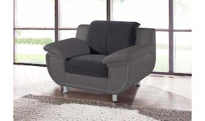 TRENDMANUFAKTUR Sessel, mit Federkern kaufen
