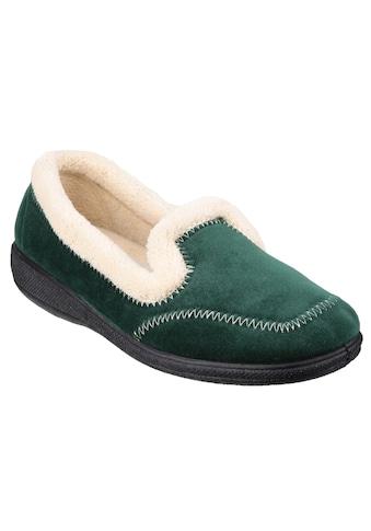 Fleet & Foster Hausschuh »Mirak Damen Maier Pantoffeln« kaufen