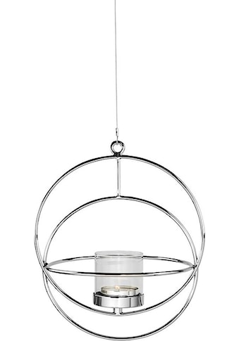 Fink Kerzenhalter »LUA, silberfarben«, Hängeleuchter, Kerzenleuchter, zum Aufhängen,... kaufen