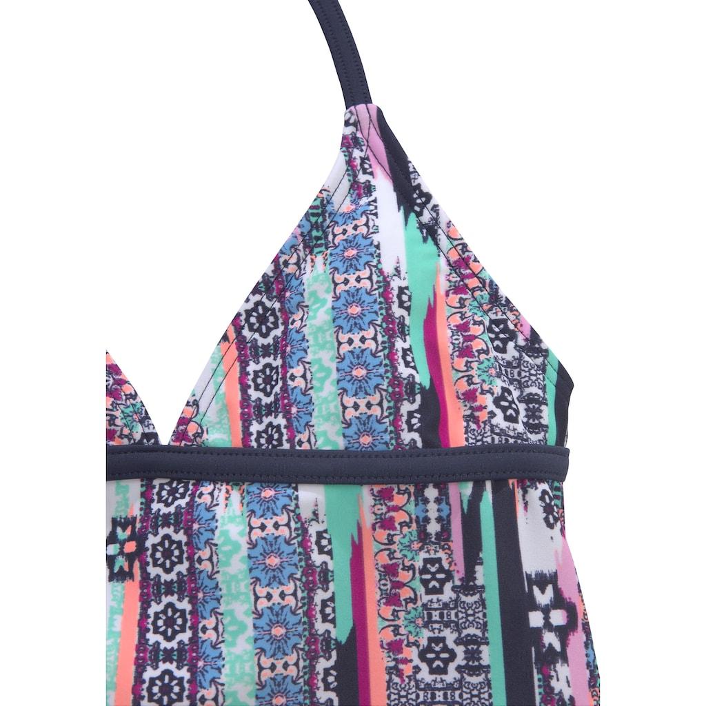 s.Oliver Beachwear Tankini, mit detailliertem Druck