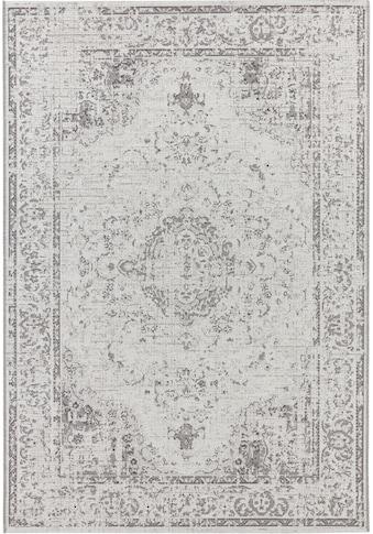 ELLE DECORATION Teppich »Cenon«, rechteckig, 3 mm Höhe, Vintage, In- und... kaufen