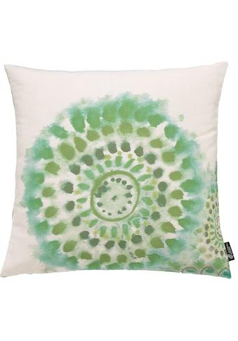 emotion textiles Kissenhülle »Batikblume« kaufen