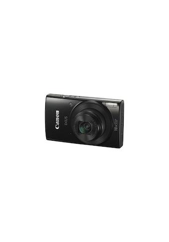 Fotokamera, Canon, »IXUS 190 Schwarz« kaufen