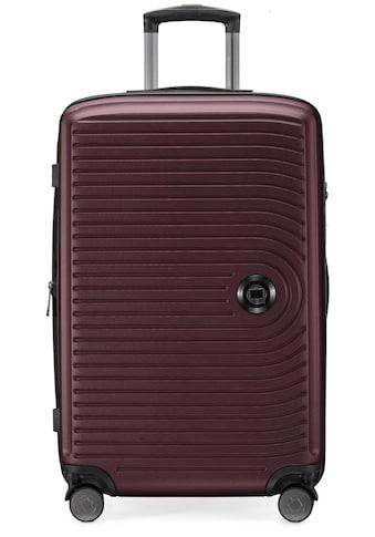 """Hauptstadtkoffer Hartschalen - Trolley """"Mitte, 68 cm, burgund"""", 4 Rollen kaufen"""