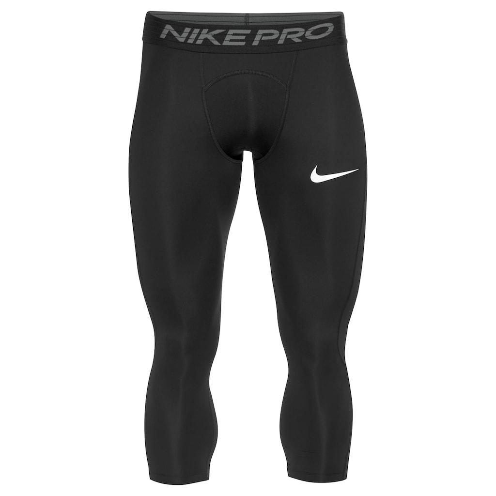 Nike Funktionstights »Nike Pro Men's 3/4 Tights«, Dri-FIT Technologie