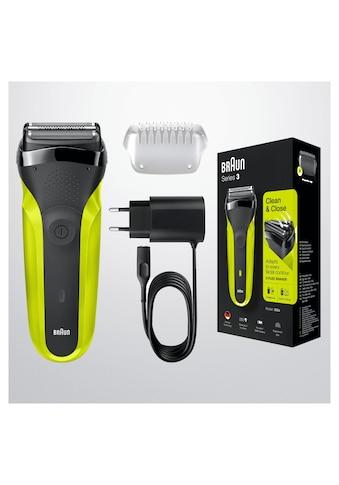 Braun Elektrorasierer »Series 3 300« kaufen