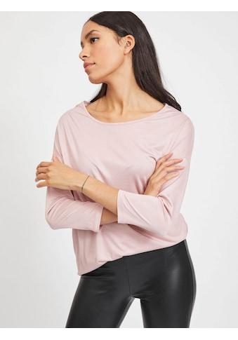 Vila Blusenshirt, mit überschnittenen Schultern kaufen