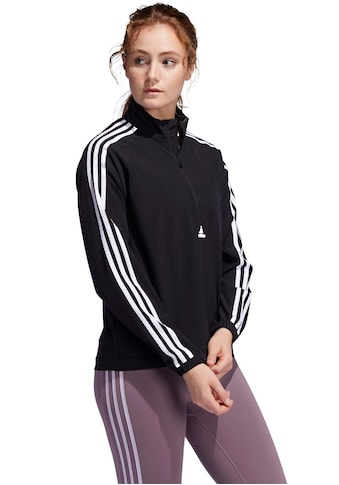 adidas Performance Windbreaker »WOVEN 3 STRIPES 1/2 ZIP« kaufen