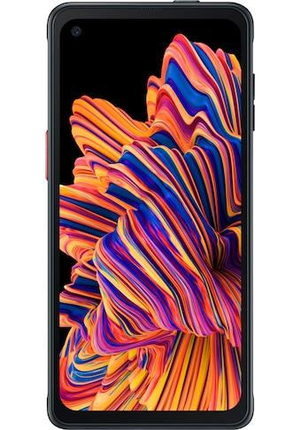 "Samsung Smartphone »Galaxy-Xcover-Pro«, (16 cm/6,3 "", 64 GB, 25 MP Kamera), Robustes... kaufen"
