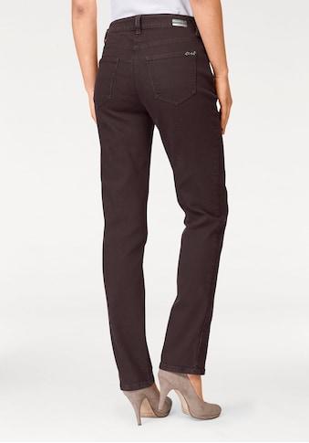 MAC 5-Pocket-Jeans »Melanie Glam Pocket«, mit Strasssteinchen kaufen