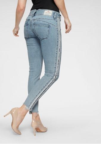 Herrlicher 7/8 - Jeans »PEARL SLIM STRIPE CROPPED« kaufen