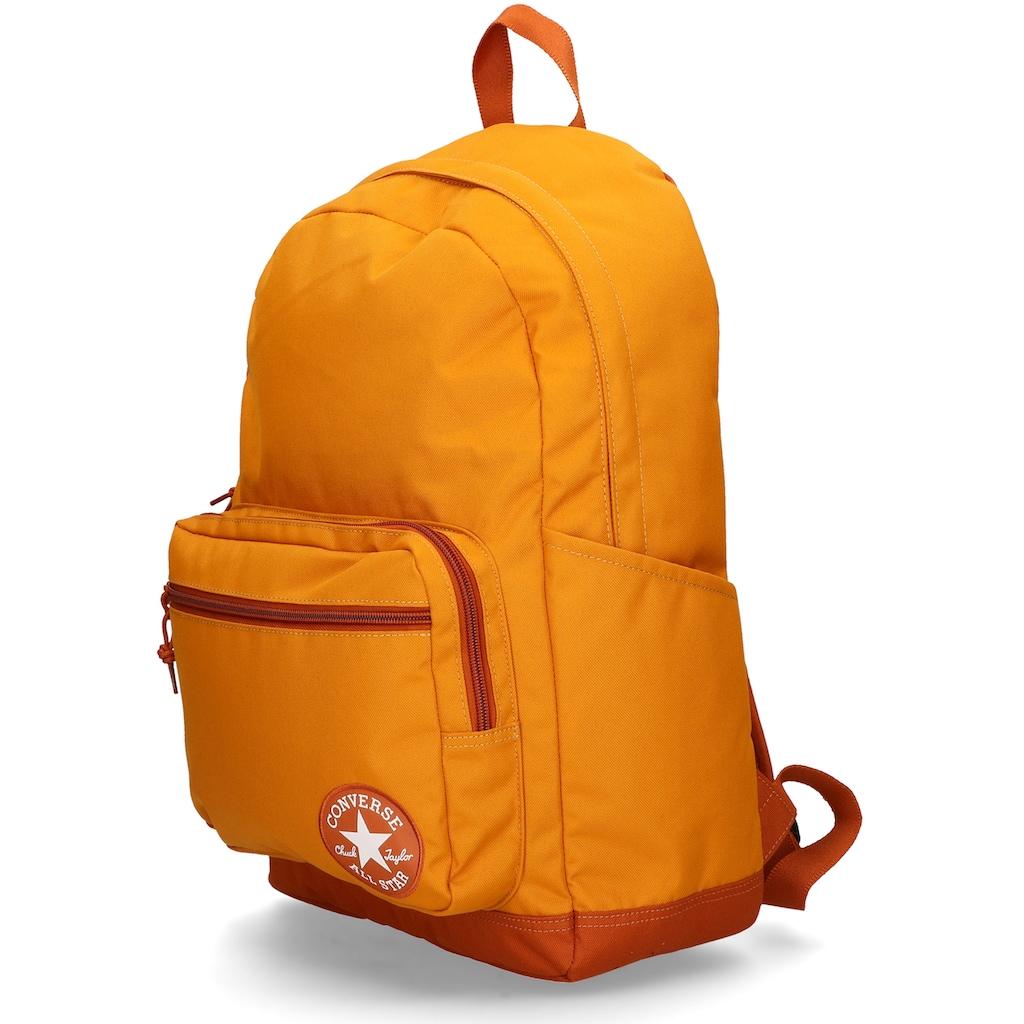 Converse Laptoprucksack »Go 2, amber sepia/saffron yellow«