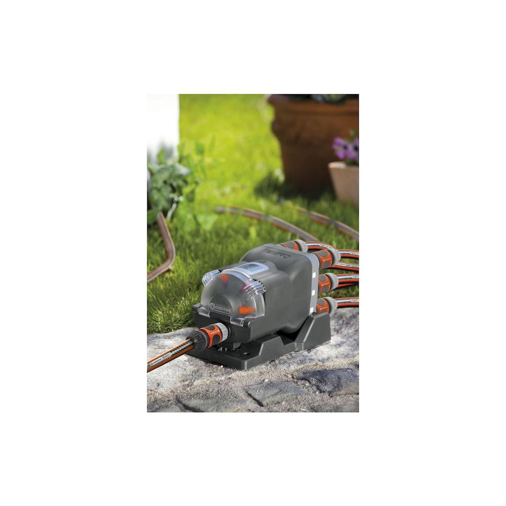 GARDENA Bewässerungsventil »1197 automatic«, Zur Steuerung von bis zu 6 Anschlussgeräten