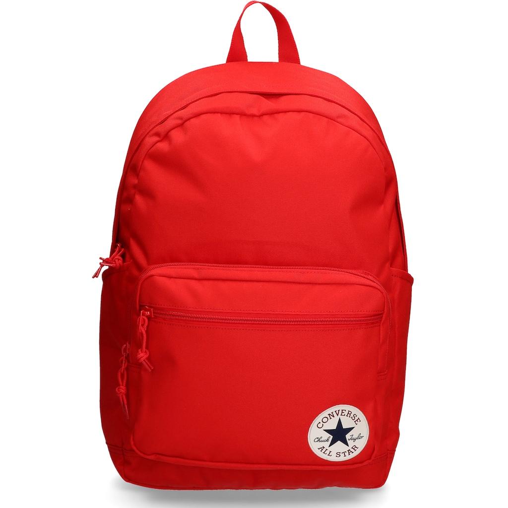 Converse Laptoprucksack »Go 2, university red«
