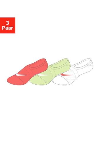Nike Füsslinge, (3 Paar), mit atmungsaktivem Mesh kaufen