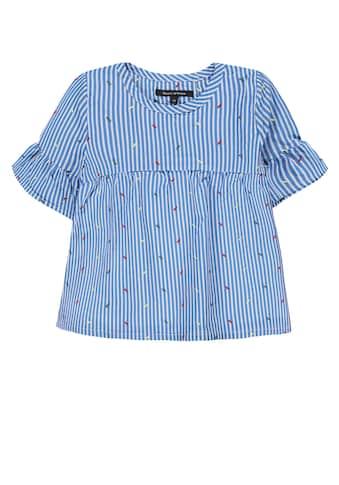 Marc O'Polo Junior Kurzarmbluse, Baumwolle kaufen