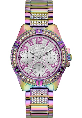 Guess Multifunktionsuhr »LADY FRONTIER, GW0044L1« kaufen