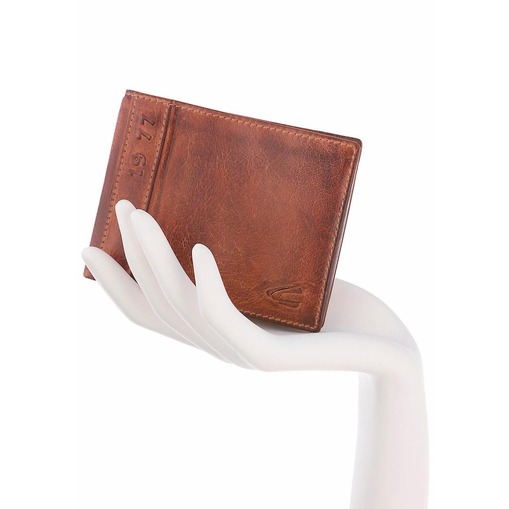 camel active Geldbörse »MELBOURNE«