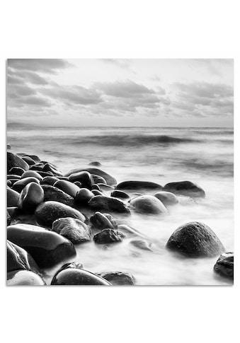 Home affaire Acrylglasbild »Stones« kaufen