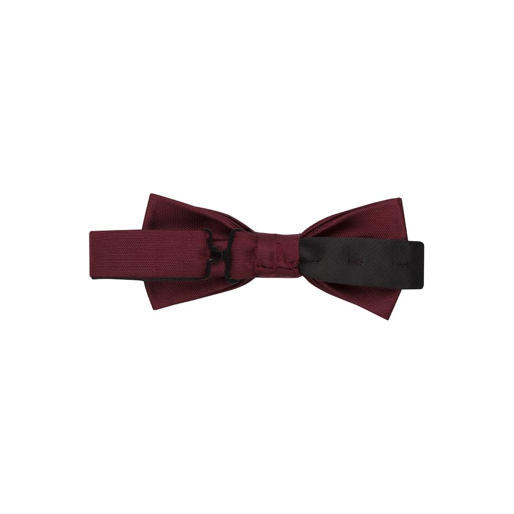 seidensticker Fliege »Schwarze Rose«, 11,5 cm Uni