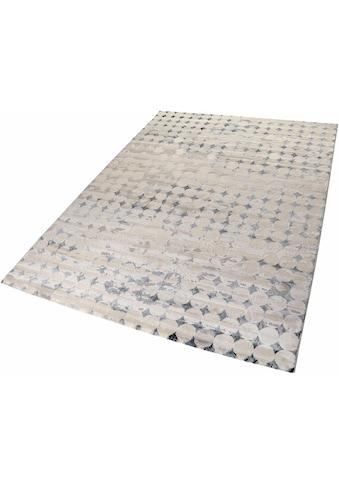 Teppich, »Velvet spots«, Esprit, rechteckig, Höhe 12 mm, maschinell gewebt kaufen
