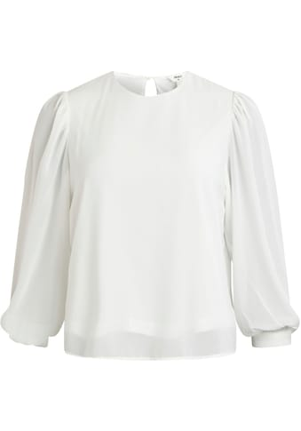 Object Shirtbluse, mit Puffärmeln kaufen