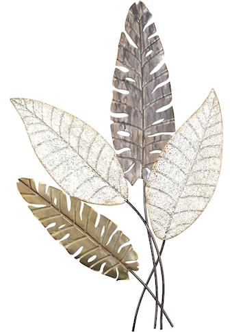 HOFMANN LIVING AND MORE Wanddekoobjekt, Masse (B/T/H): 60/4/87 cm kaufen