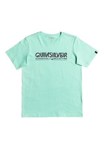 Quiksilver Kapuzenshirt »Like Goldfarben« kaufen