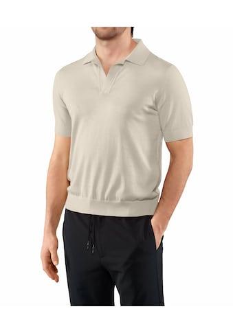 FALKE Poloshirt »Polo-Shirt«, mit feiner Baumwolle kaufen