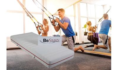 Komfortschaummatratze »HS 1900«, BeSports, 19 cm hoch kaufen