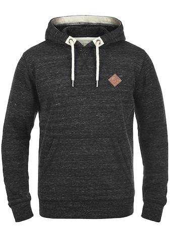 Solid Hoodie »Kevin«, Kapuzensweatshirt mit Fleece-Innenseite kaufen